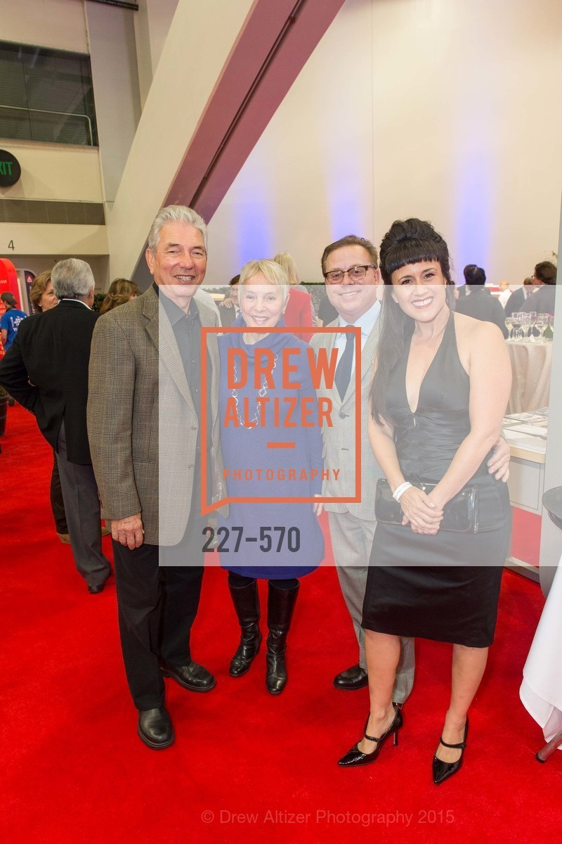 Klaus Gruetzner, Carol Gruetzner, Thomas Mulhall, Amanda Darnell, Academy of Art University Reception at the 58th Annual SF International Auto Show, Moscone Convention Center. 747 Howard St, November 20th, 2015,Drew Altizer, Drew Altizer Photography, full-service agency, private events, San Francisco photographer, photographer california