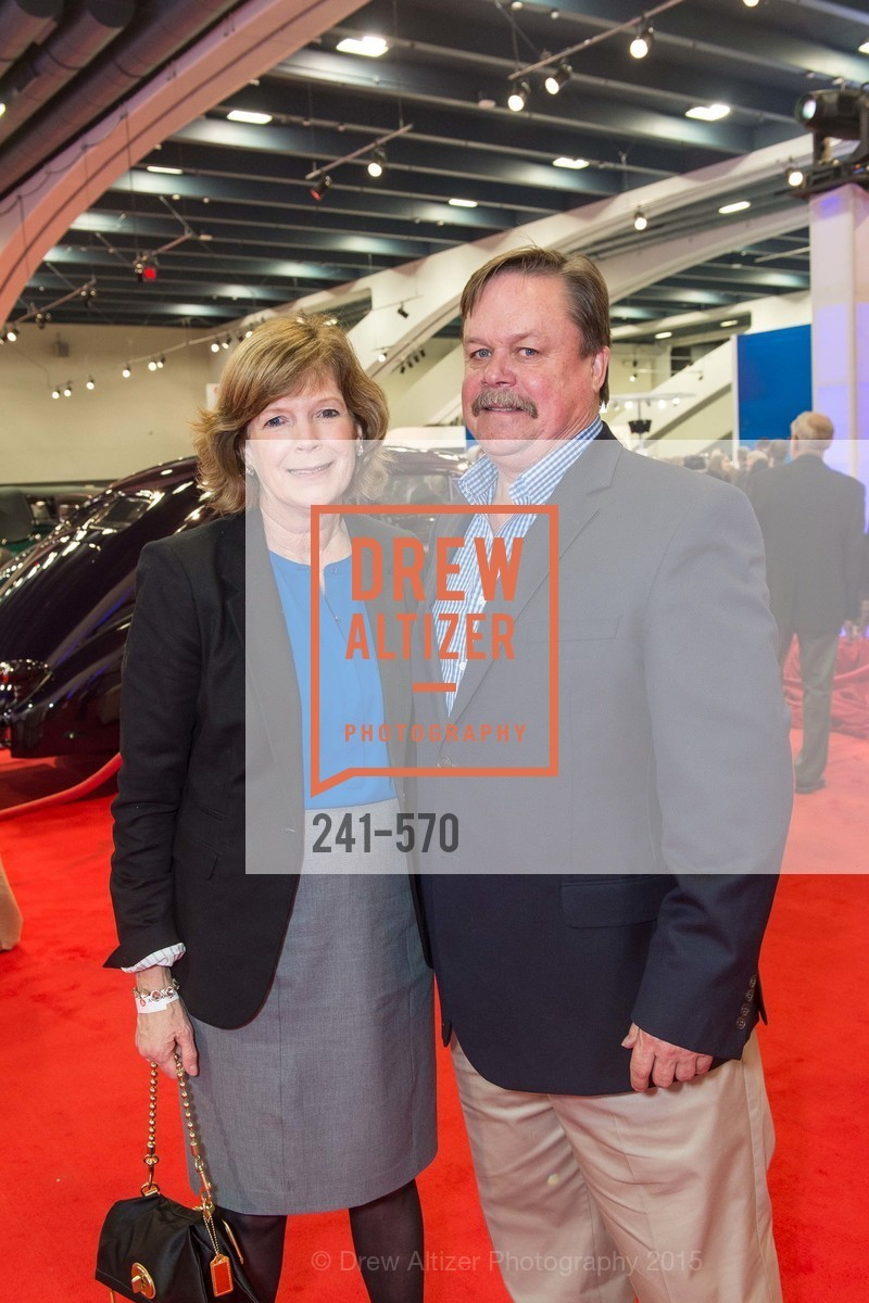 Terry O'Callahan, Jim O'Callahan, Academy of Art University Reception at the 58th Annual SF International Auto Show, Moscone Convention Center. 747 Howard St, November 20th, 2015,Drew Altizer, Drew Altizer Photography, full-service agency, private events, San Francisco photographer, photographer california