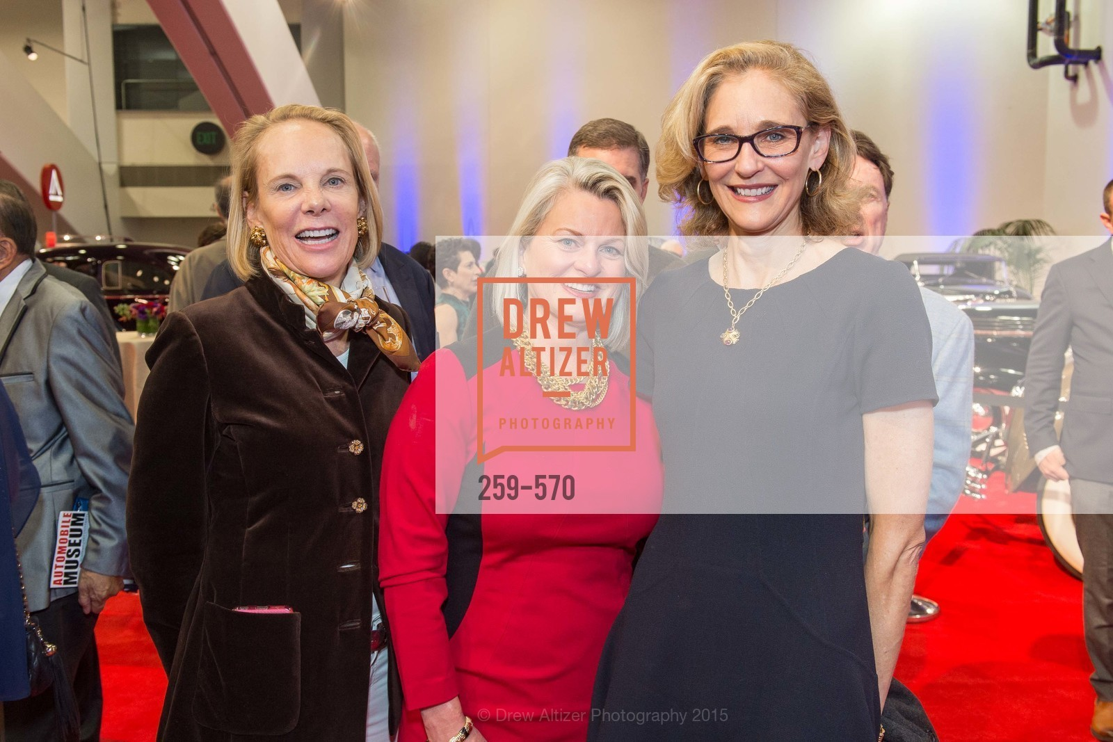 Adrianna Pope Sullivan, Jennifer Biederbeck, Academy of Art University Reception at the 58th Annual SF International Auto Show, Moscone Convention Center. 747 Howard St, November 20th, 2015,Drew Altizer, Drew Altizer Photography, full-service agency, private events, San Francisco photographer, photographer california