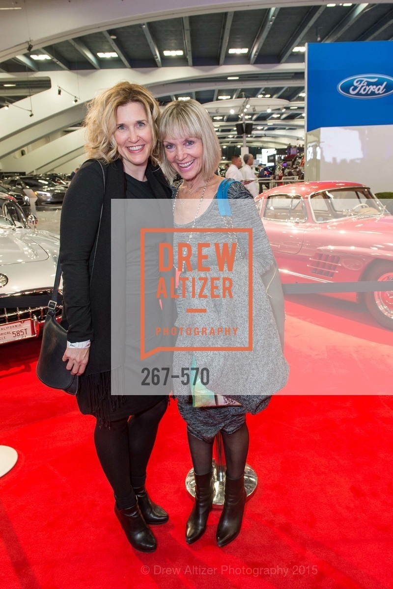 Renee Huber, Joanie Isetta, Academy of Art University Reception at the 58th Annual SF International Auto Show, Moscone Convention Center. 747 Howard St, November 20th, 2015,Drew Altizer, Drew Altizer Photography, full-service agency, private events, San Francisco photographer, photographer california