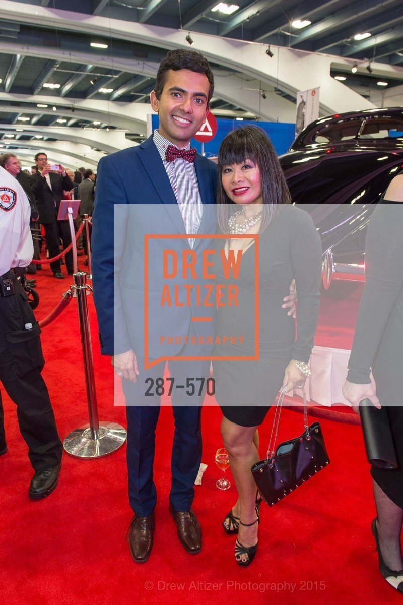 Russell Coelho, Rebecca Delgado, Academy of Art University Reception at the 58th Annual SF International Auto Show, Moscone Convention Center. 747 Howard St, November 20th, 2015,Drew Altizer, Drew Altizer Photography, full-service agency, private events, San Francisco photographer, photographer california