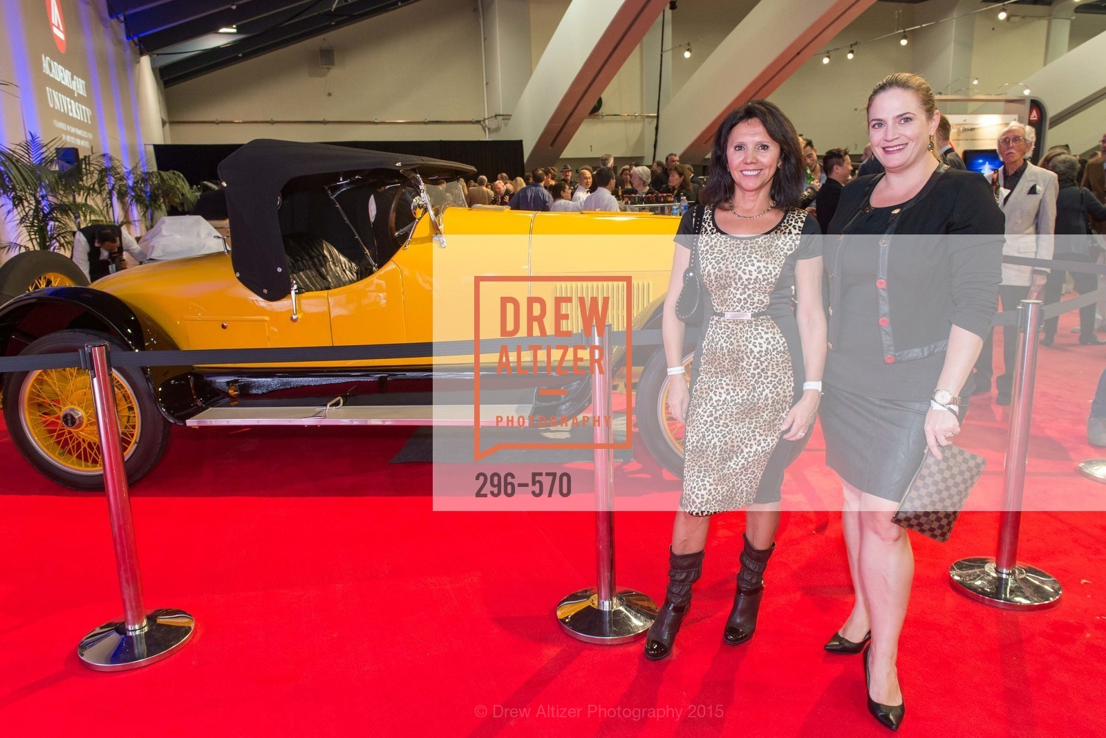 Top Picks, Academy of Art University Reception at the 58th Annual SF International Auto Show, November 20th, 2015, Photo,Drew Altizer, Drew Altizer Photography, full-service agency, private events, San Francisco photographer, photographer california