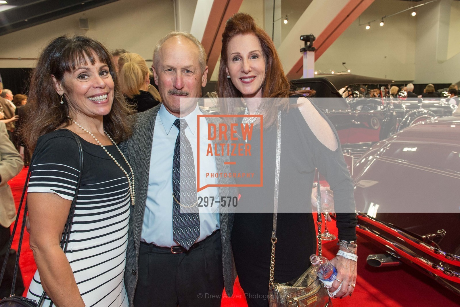 MC Morais, Michael Cranse, Pamela Rubio, Academy of Art University Reception at the 58th Annual SF International Auto Show, Moscone Convention Center. 747 Howard St, November 20th, 2015,Drew Altizer, Drew Altizer Photography, full-service agency, private events, San Francisco photographer, photographer california