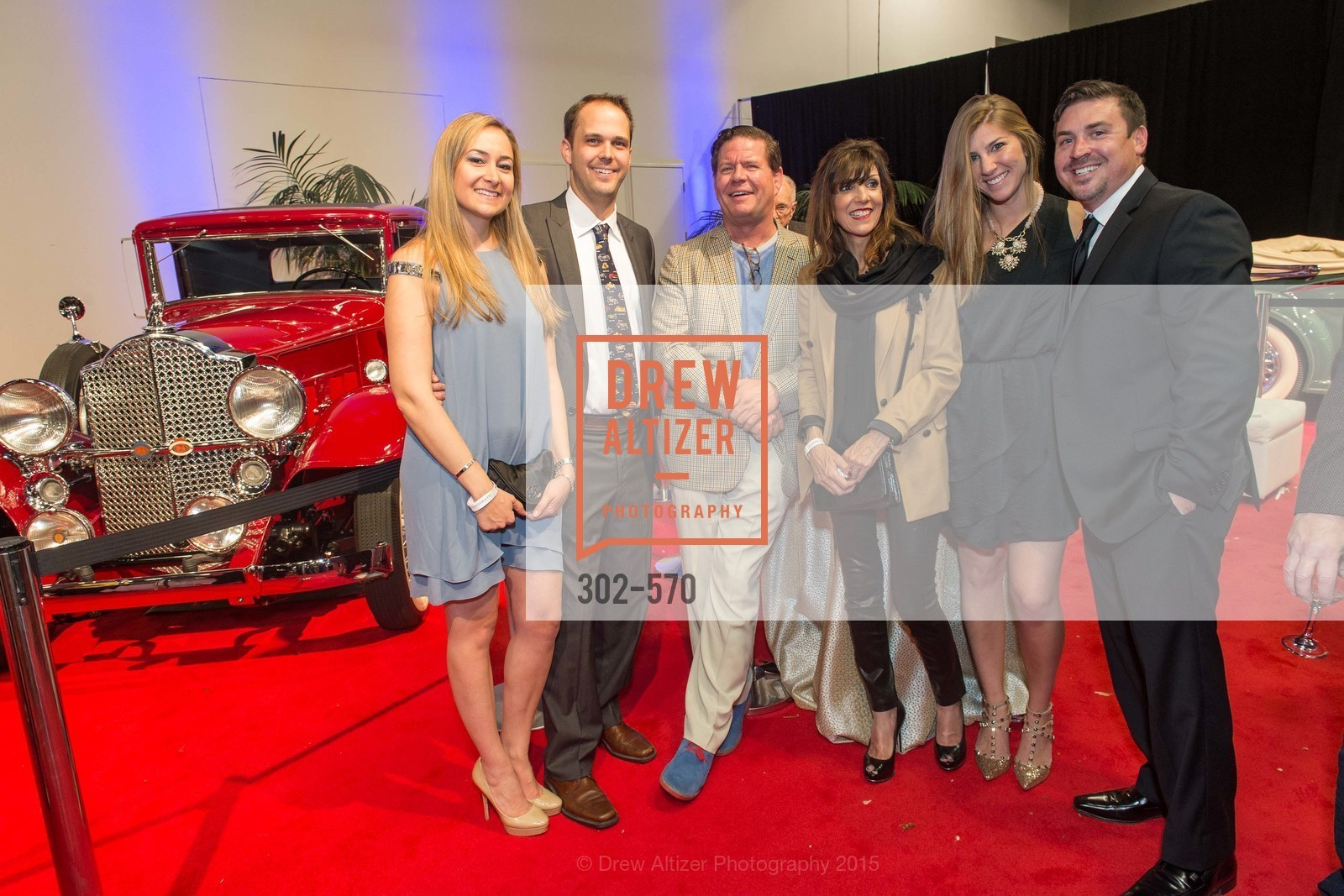 Ceylan Pumphrey, Matt Pumphrey, David Ferguson, Linda Silva, Erica Tarpinian, Steven Head, Academy of Art University Reception at the 58th Annual SF International Auto Show, Moscone Convention Center. 747 Howard St, November 20th, 2015,Drew Altizer, Drew Altizer Photography, full-service agency, private events, San Francisco photographer, photographer california