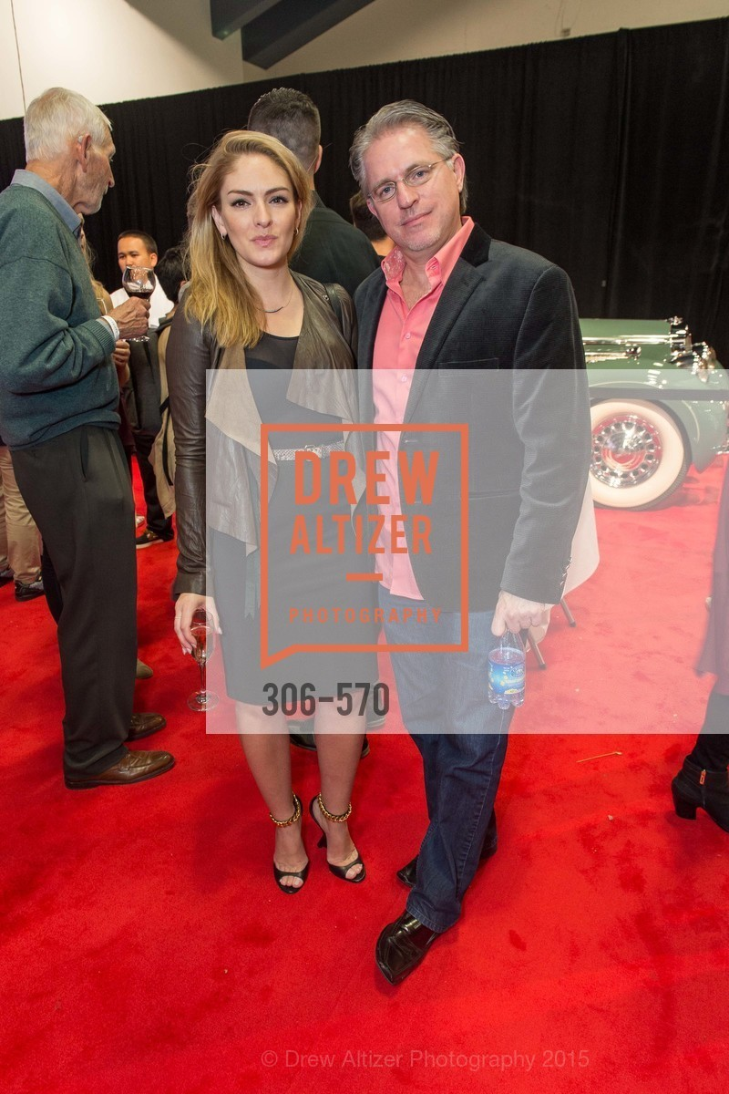 Chris Miller, Andrea Papaliolios, Academy of Art University Reception at the 58th Annual SF International Auto Show, Moscone Convention Center. 747 Howard St, November 20th, 2015,Drew Altizer, Drew Altizer Photography, full-service agency, private events, San Francisco photographer, photographer california