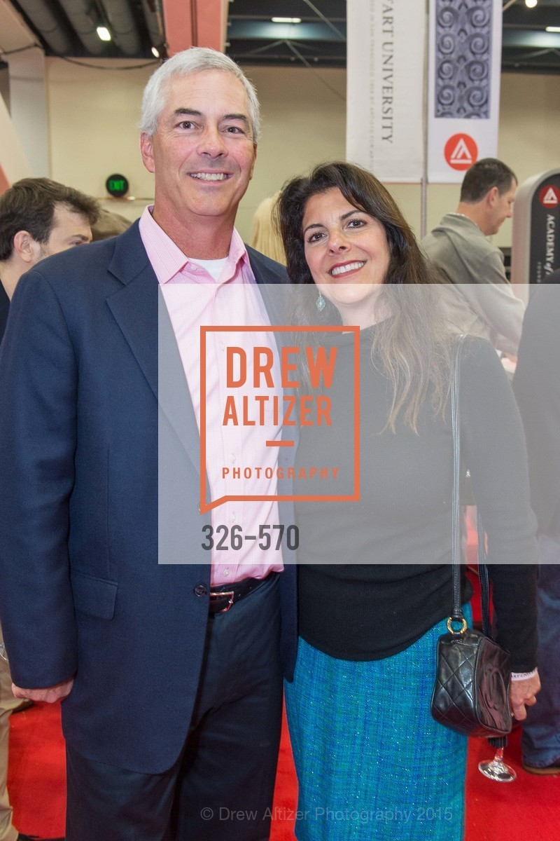 Jim Ward, Elle Malouf Atkeson, Academy of Art University Reception at the 58th Annual SF International Auto Show, Moscone Convention Center. 747 Howard St, November 20th, 2015,Drew Altizer, Drew Altizer Photography, full-service event agency, private events, San Francisco photographer, photographer California