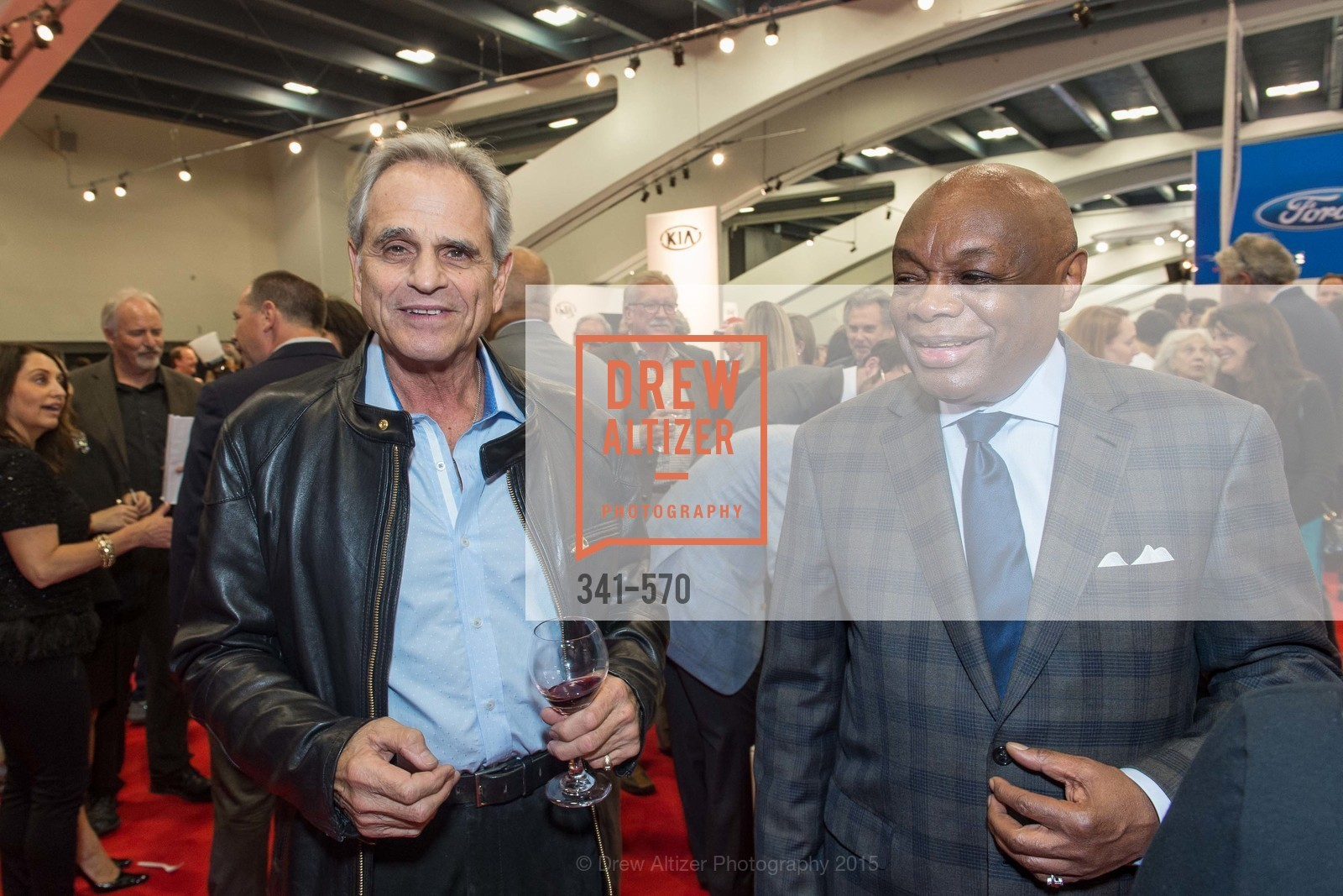 Willie Brown, Academy of Art University Reception at the 58th Annual SF International Auto Show, Moscone Convention Center. 747 Howard St, November 20th, 2015,Drew Altizer, Drew Altizer Photography, full-service agency, private events, San Francisco photographer, photographer california