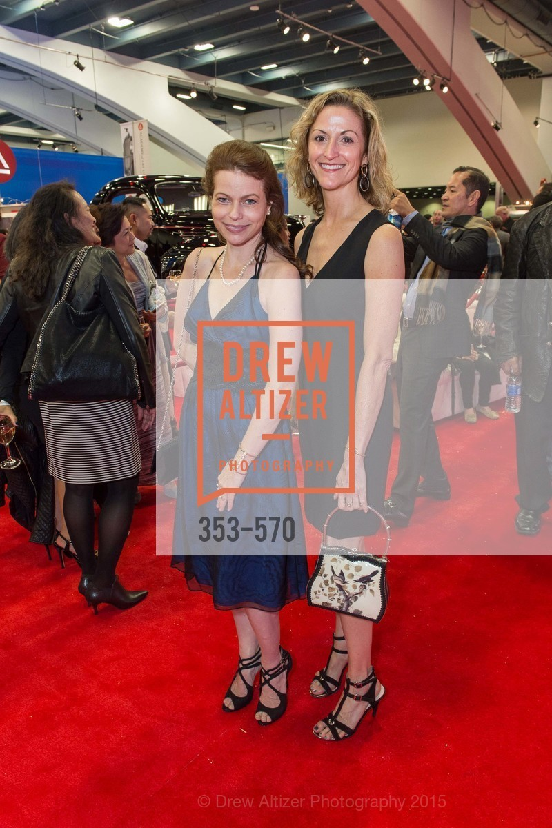 Christina Ericsson, Barbara Conwell, Academy of Art University Reception at the 58th Annual SF International Auto Show, Moscone Convention Center. 747 Howard St, November 20th, 2015,Drew Altizer, Drew Altizer Photography, full-service agency, private events, San Francisco photographer, photographer california