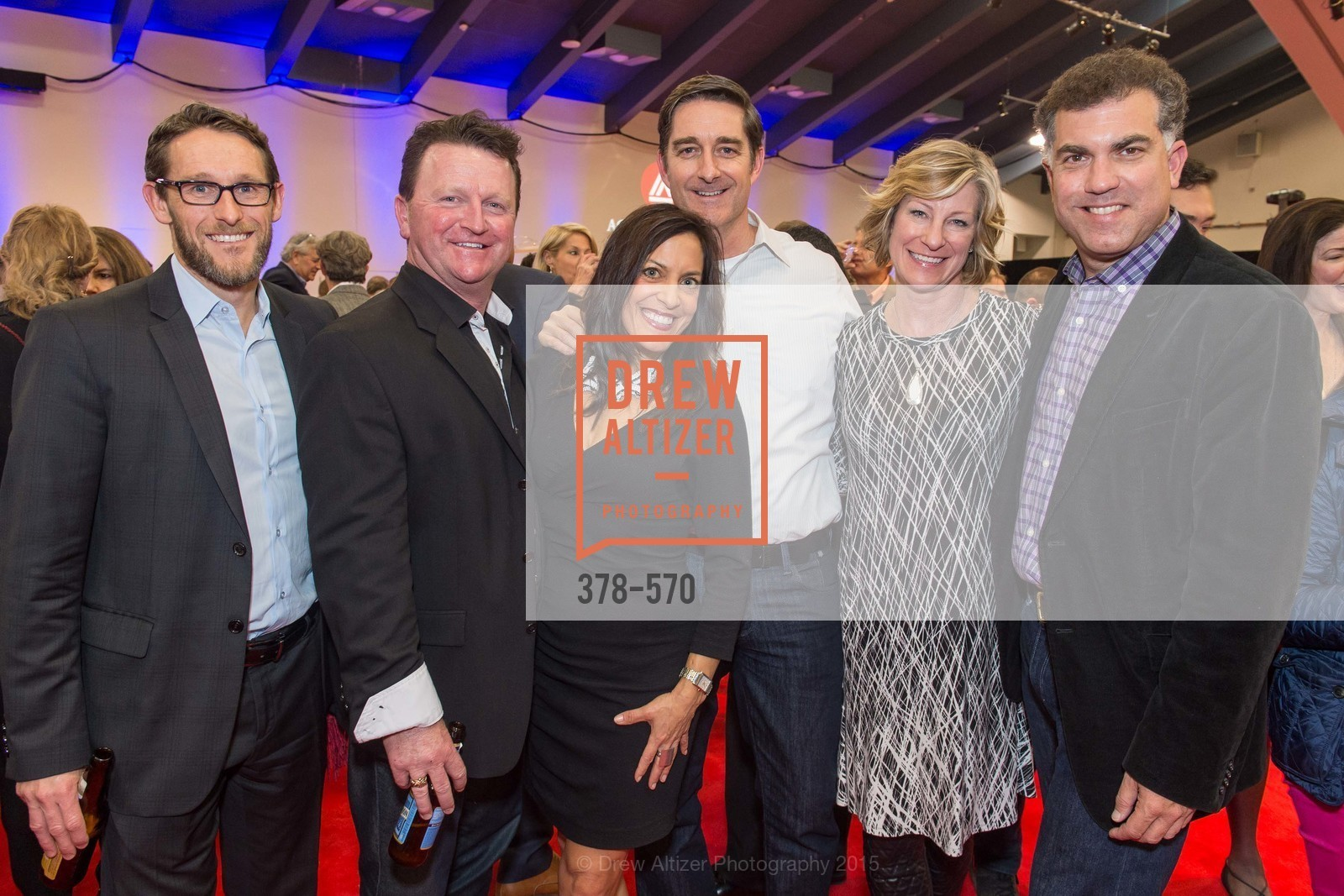 Julian Marsh, Gordon Stirling, Susan Siep, Brian Perouti, Jennifer Tooney, Kevin Ponti, Academy of Art University Reception at the 58th Annual SF International Auto Show, Moscone Convention Center. 747 Howard St, November 20th, 2015,Drew Altizer, Drew Altizer Photography, full-service agency, private events, San Francisco photographer, photographer california