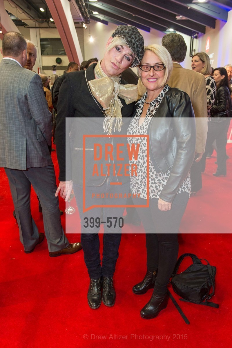 Richie Rich, Felicia Simon, Academy of Art University Reception at the 58th Annual SF International Auto Show, Moscone Convention Center. 747 Howard St, November 20th, 2015,Drew Altizer, Drew Altizer Photography, full-service agency, private events, San Francisco photographer, photographer california