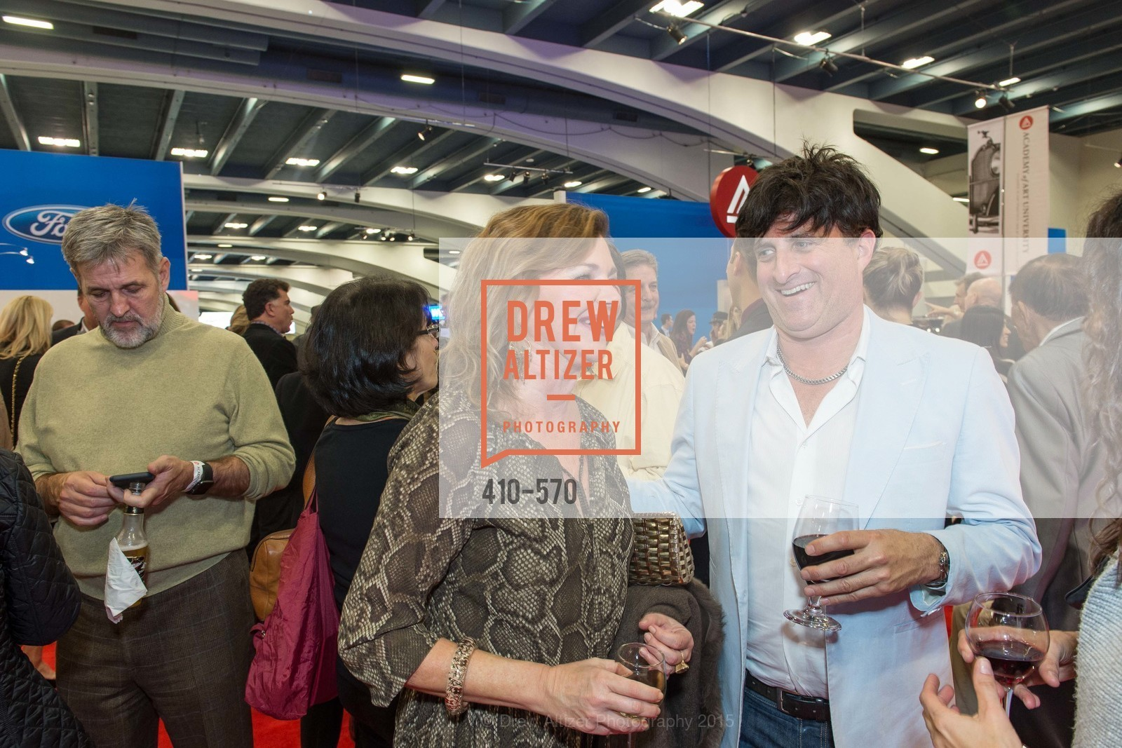 Bruce Ferrario, Academy of Art University Reception at the 58th Annual SF International Auto Show, Moscone Convention Center. 747 Howard St, November 20th, 2015,Drew Altizer, Drew Altizer Photography, full-service agency, private events, San Francisco photographer, photographer california