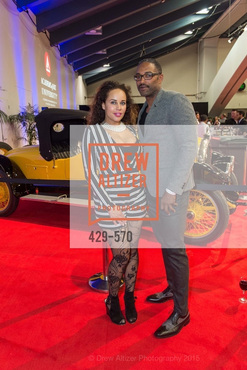 Divine Katoure, Malory Gaston, Academy of Art University Reception at the 58th Annual SF International Auto Show, Moscone Convention Center. 747 Howard St, November 20th, 2015,Drew Altizer, Drew Altizer Photography, full-service agency, private events, San Francisco photographer, photographer california