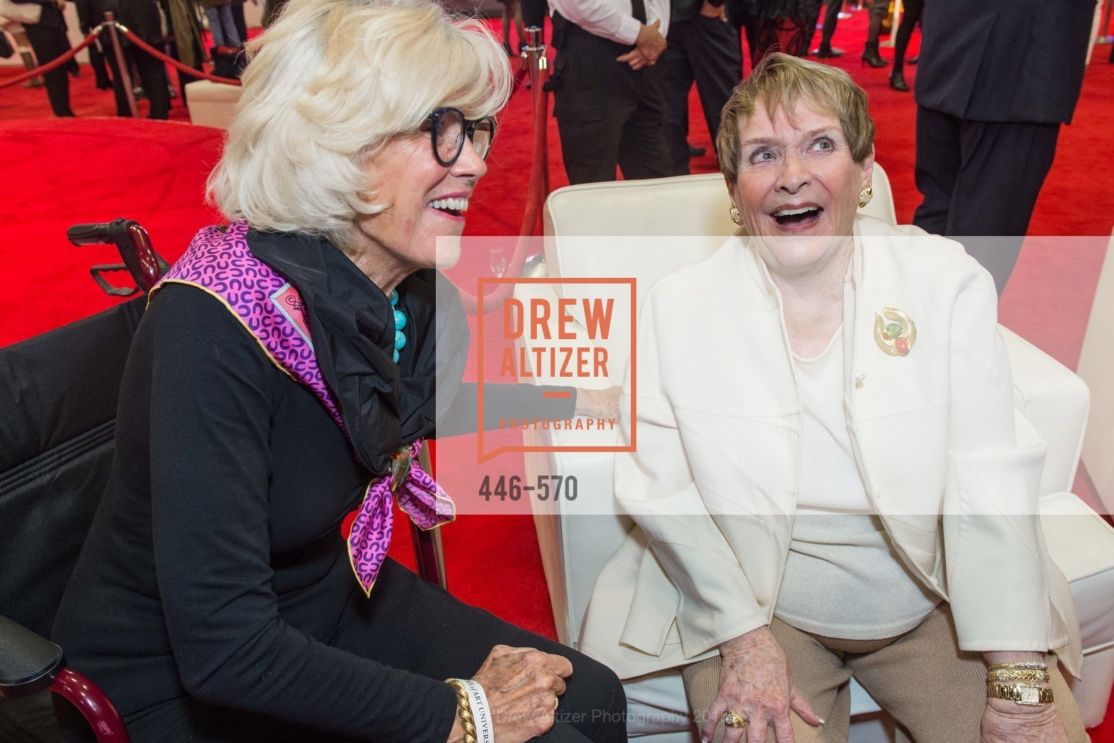 Kathleen Solmssen, Susanne Stephens, Academy of Art University Reception at the 58th Annual SF International Auto Show, Moscone Convention Center. 747 Howard St, November 20th, 2015,Drew Altizer, Drew Altizer Photography, full-service event agency, private events, San Francisco photographer, photographer California