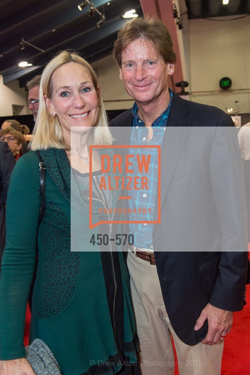 Claudia Bushee, Ward Bushee, Academy of Art University Reception at the 58th Annual SF International Auto Show, Moscone Convention Center. 747 Howard St, November 20th, 2015,Drew Altizer, Drew Altizer Photography, full-service agency, private events, San Francisco photographer, photographer california