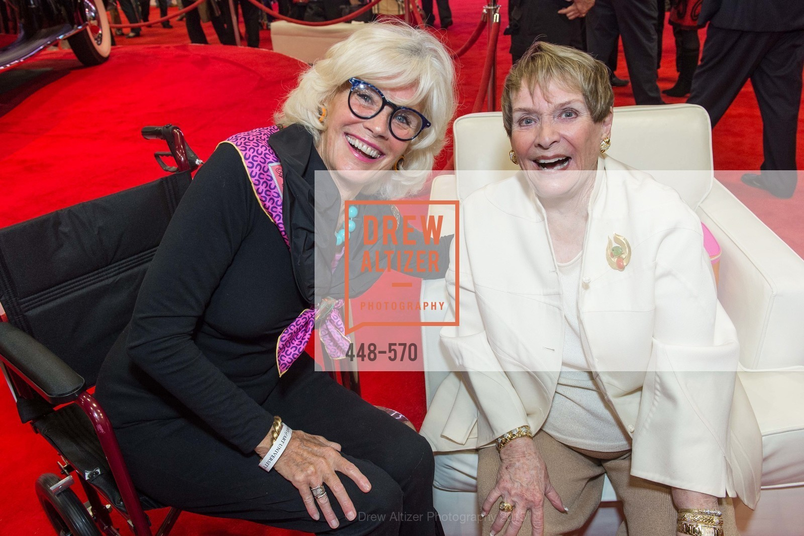 Kathleen Solmssen, Susanne Stephens, Academy of Art University Reception at the 58th Annual SF International Auto Show, Moscone Convention Center. 747 Howard St, November 20th, 2015,Drew Altizer, Drew Altizer Photography, full-service agency, private events, San Francisco photographer, photographer california