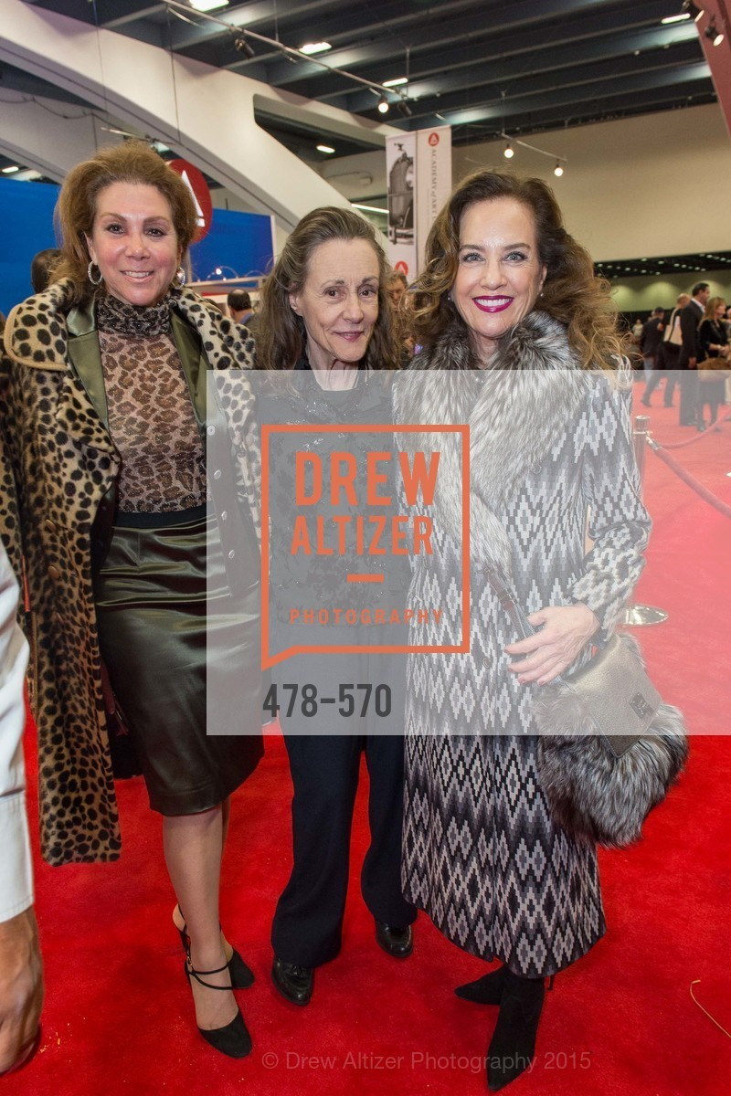 Debra Leylegian, Doris Tumay, Robyn Collins, Academy of Art University Reception at the 58th Annual SF International Auto Show, Moscone Convention Center. 747 Howard St, November 20th, 2015,Drew Altizer, Drew Altizer Photography, full-service event agency, private events, San Francisco photographer, photographer California