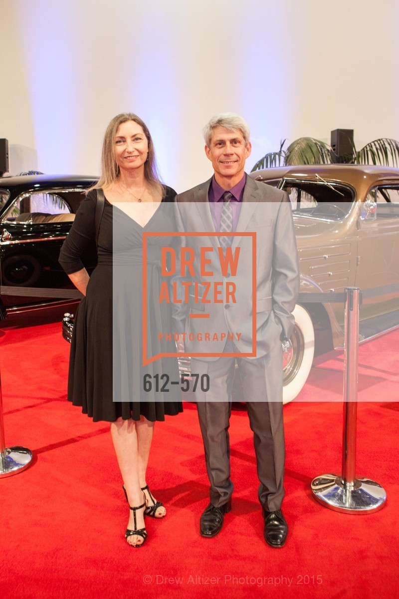Lorraine Hveem, Martin Hveem, Academy of Art University Reception at the 58th Annual SF International Auto Show, Moscone Convention Center. 747 Howard St, November 20th, 2015,Drew Altizer, Drew Altizer Photography, full-service agency, private events, San Francisco photographer, photographer california