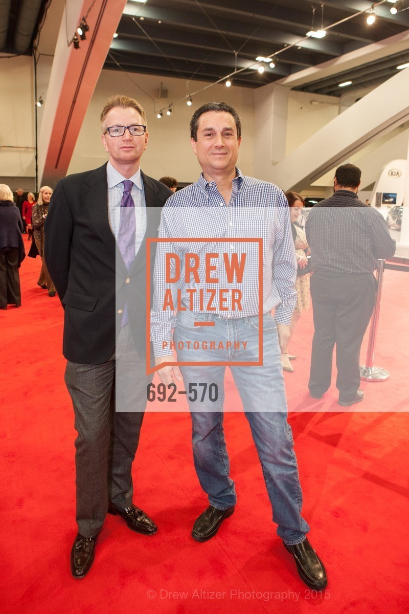 John Zowine, Paul Vigil, Academy of Art University Reception at the 58th Annual SF International Auto Show, Moscone Convention Center. 747 Howard St, November 20th, 2015,Drew Altizer, Drew Altizer Photography, full-service agency, private events, San Francisco photographer, photographer california