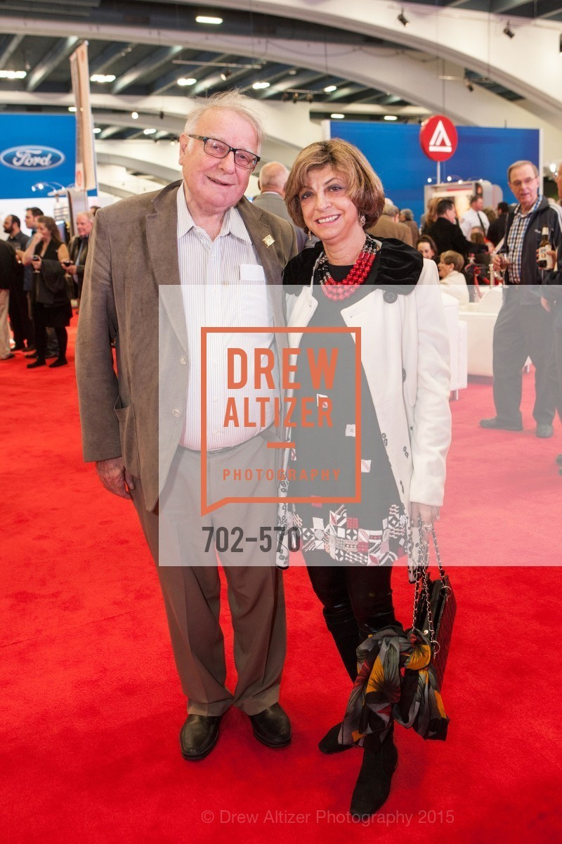 Peter Eggleton, Ludmila Eggleton, Academy of Art University Reception at the 58th Annual SF International Auto Show, Moscone Convention Center. 747 Howard St, November 20th, 2015,Drew Altizer, Drew Altizer Photography, full-service agency, private events, San Francisco photographer, photographer california