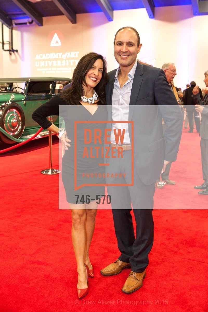 Susan Siep, Hazel Nuri, Academy of Art University Reception at the 58th Annual SF International Auto Show, Moscone Convention Center. 747 Howard St, November 20th, 2015,Drew Altizer, Drew Altizer Photography, full-service agency, private events, San Francisco photographer, photographer california