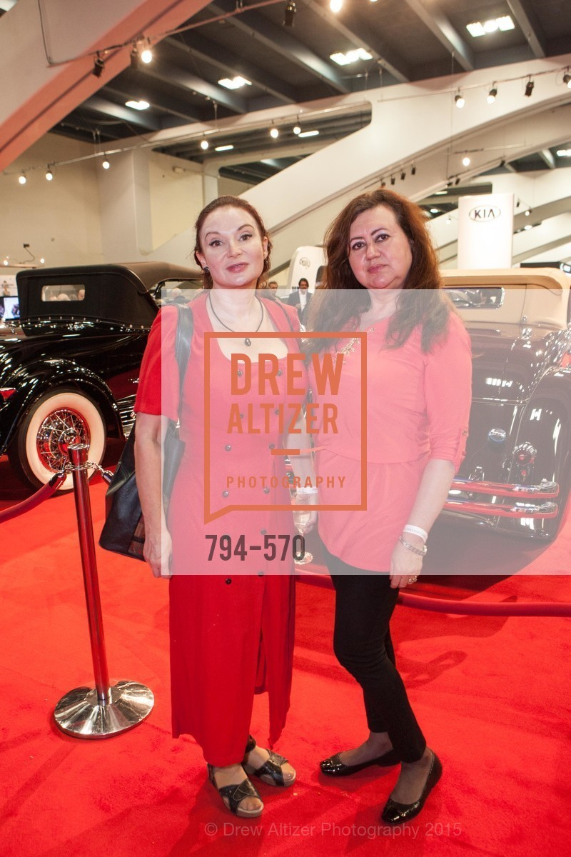 Milada Belaya, Inna Novik, Academy of Art University Reception at the 58th Annual SF International Auto Show, Moscone Convention Center. 747 Howard St, November 20th, 2015,Drew Altizer, Drew Altizer Photography, full-service agency, private events, San Francisco photographer, photographer california
