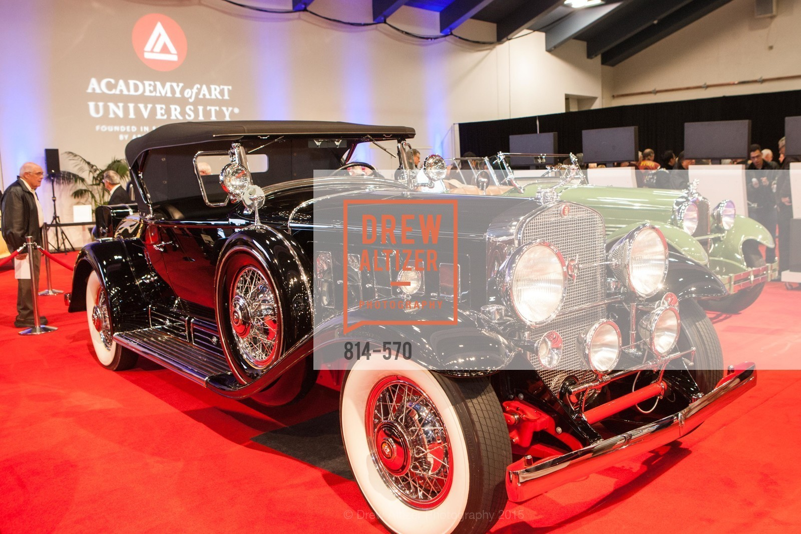 Atmosphere, Academy of Art University Reception at the 58th Annual SF International Auto Show, Moscone Convention Center. 747 Howard St, November 20th, 2015,Drew Altizer, Drew Altizer Photography, full-service agency, private events, San Francisco photographer, photographer california