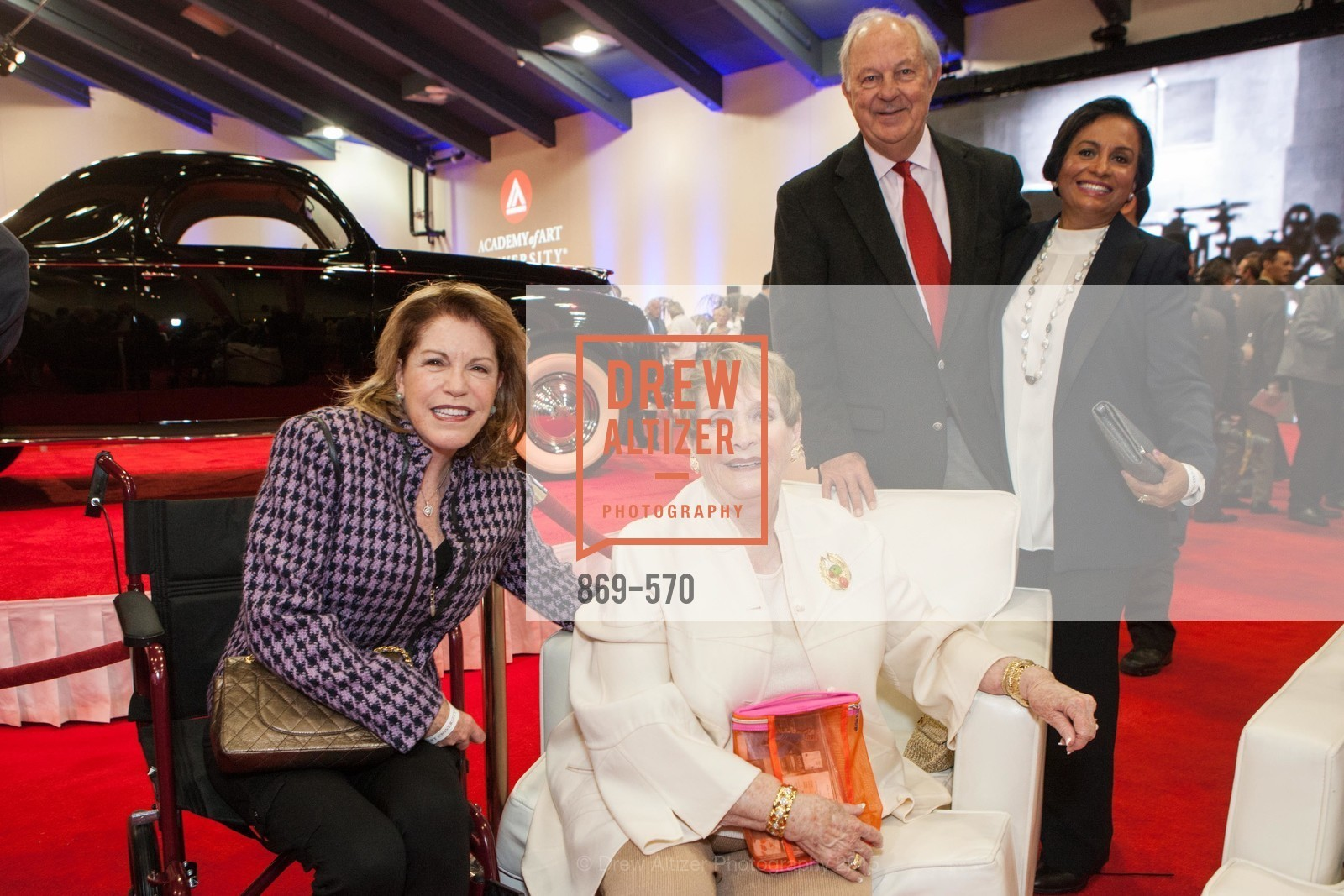 Vel Cox, Susanne Stephens, Academy of Art University Reception at the 58th Annual SF International Auto Show, Moscone Convention Center. 747 Howard St, November 20th, 2015,Drew Altizer, Drew Altizer Photography, full-service agency, private events, San Francisco photographer, photographer california