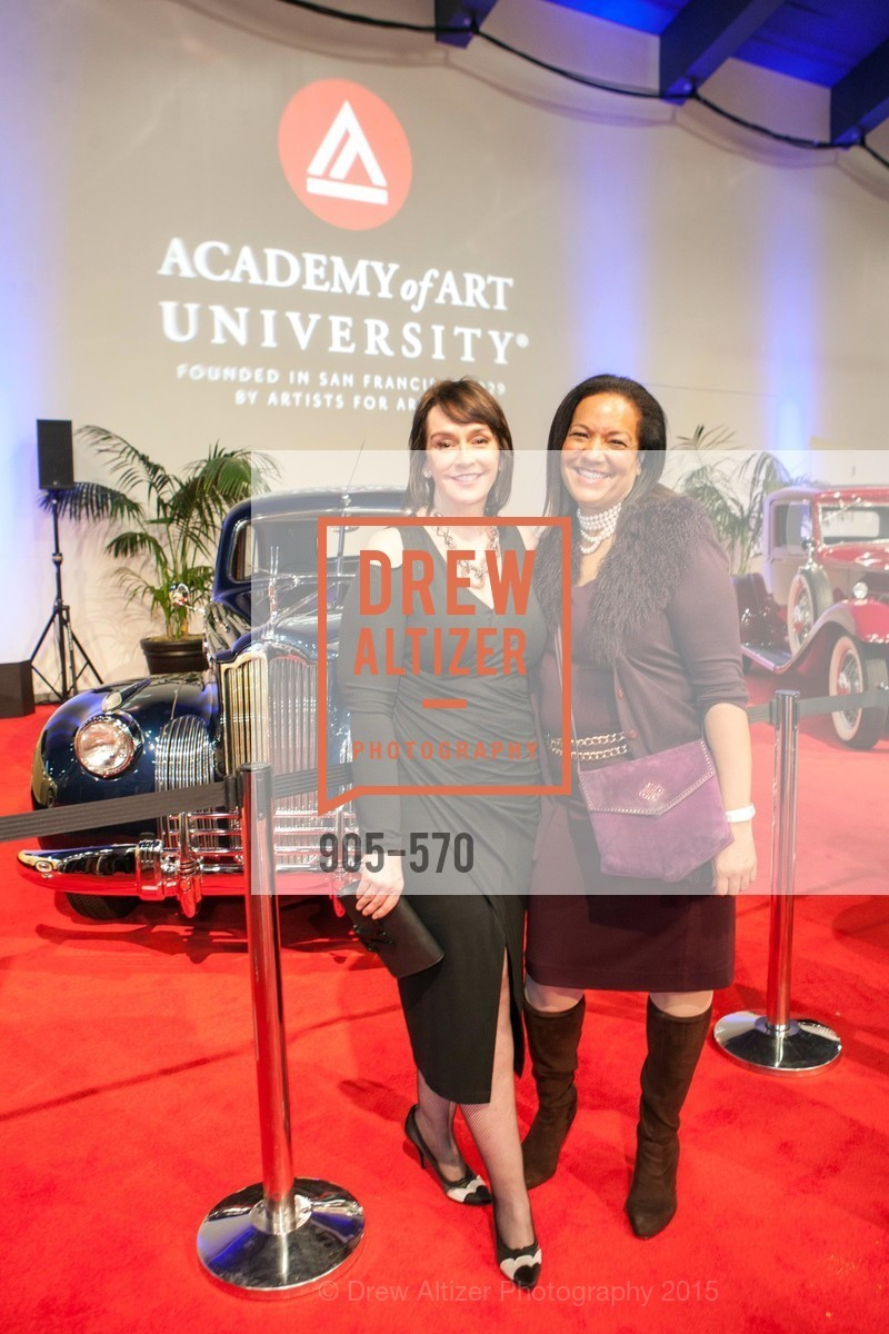 Elisa Stephens, Karen Clopton, Academy of Art University Reception at the 58th Annual SF International Auto Show, Moscone Convention Center. 747 Howard St, November 20th, 2015,Drew Altizer, Drew Altizer Photography, full-service event agency, private events, San Francisco photographer, photographer California