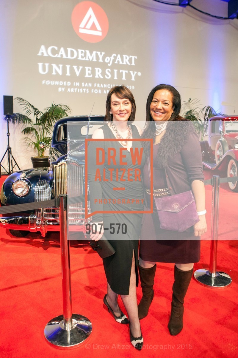 Elisa Stephens, Karen Clopton, Academy of Art University Reception at the 58th Annual SF International Auto Show, Moscone Convention Center. 747 Howard St, November 20th, 2015,Drew Altizer, Drew Altizer Photography, full-service agency, private events, San Francisco photographer, photographer california