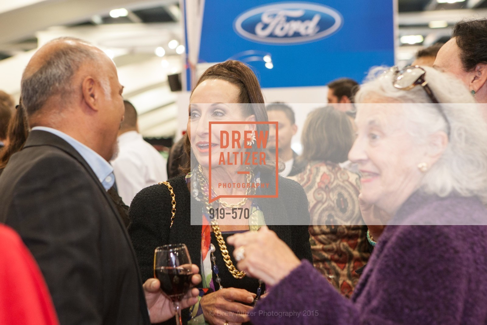 Toni Wolfson, Academy of Art University Reception at the 58th Annual SF International Auto Show, Moscone Convention Center. 747 Howard St, November 20th, 2015,Drew Altizer, Drew Altizer Photography, full-service agency, private events, San Francisco photographer, photographer california