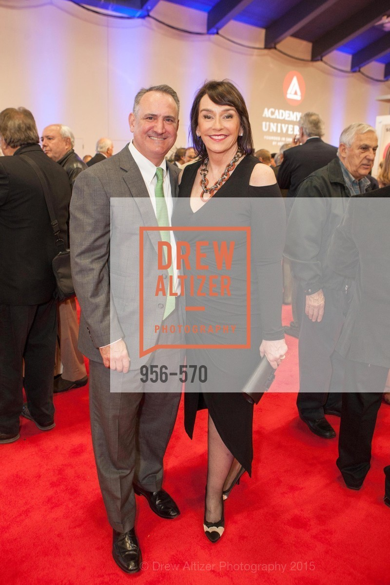 Ed Conlon, Elisa Stephens, Academy of Art University Reception at the 58th Annual SF International Auto Show, Moscone Convention Center. 747 Howard St, November 20th, 2015,Drew Altizer, Drew Altizer Photography, full-service agency, private events, San Francisco photographer, photographer california