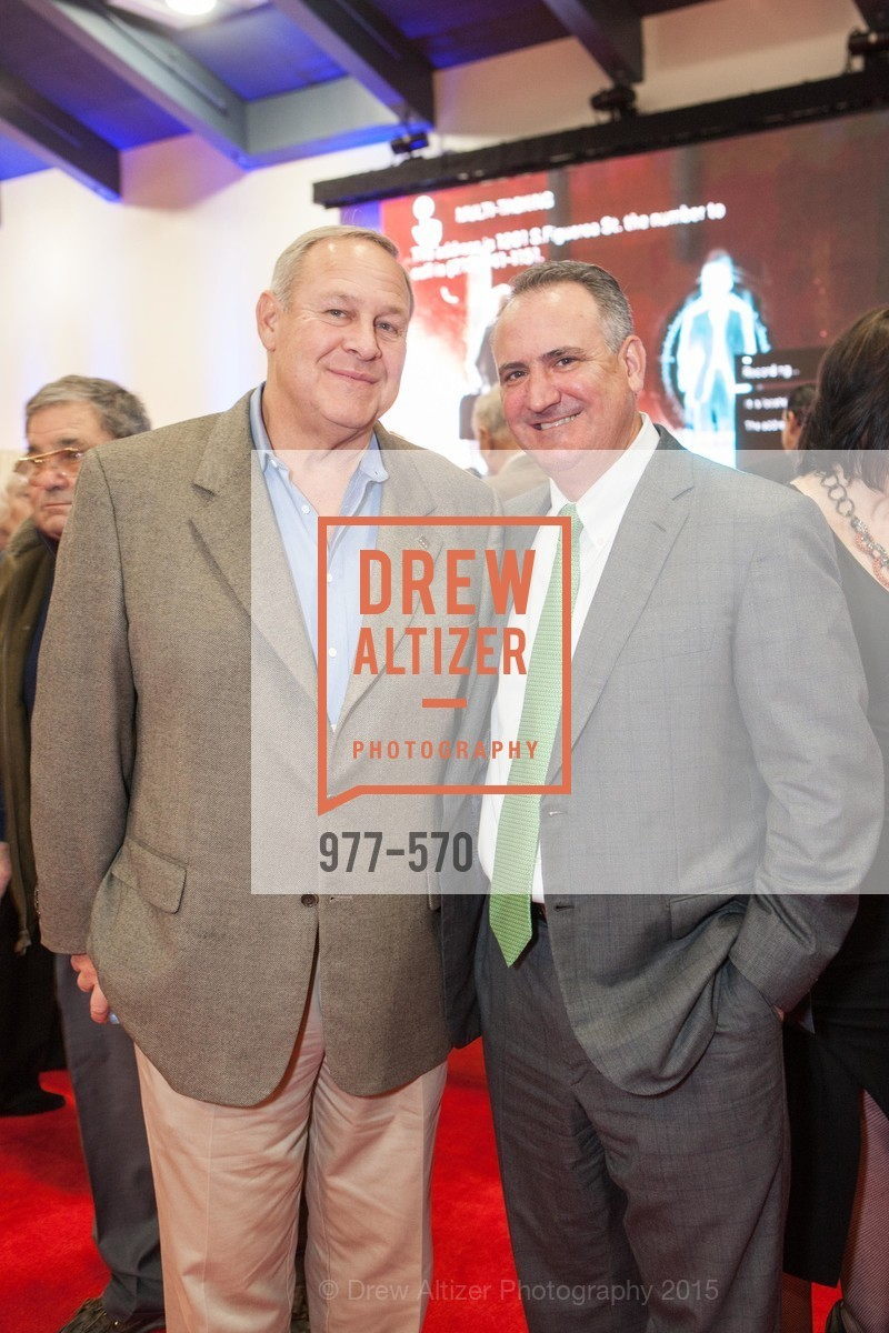 John Rottman, Ed Conlon, Academy of Art University Reception at the 58th Annual SF International Auto Show, Moscone Convention Center. 747 Howard St, November 20th, 2015,Drew Altizer, Drew Altizer Photography, full-service agency, private events, San Francisco photographer, photographer california