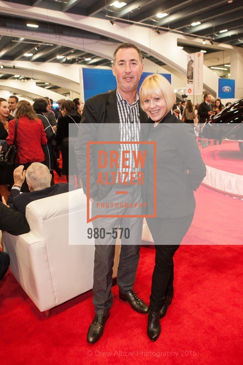 Ian Jefferson, Lynn Jefferson, Academy of Art University Reception at the 58th Annual SF International Auto Show, Moscone Convention Center. 747 Howard St, November 20th, 2015,Drew Altizer, Drew Altizer Photography, full-service agency, private events, San Francisco photographer, photographer california