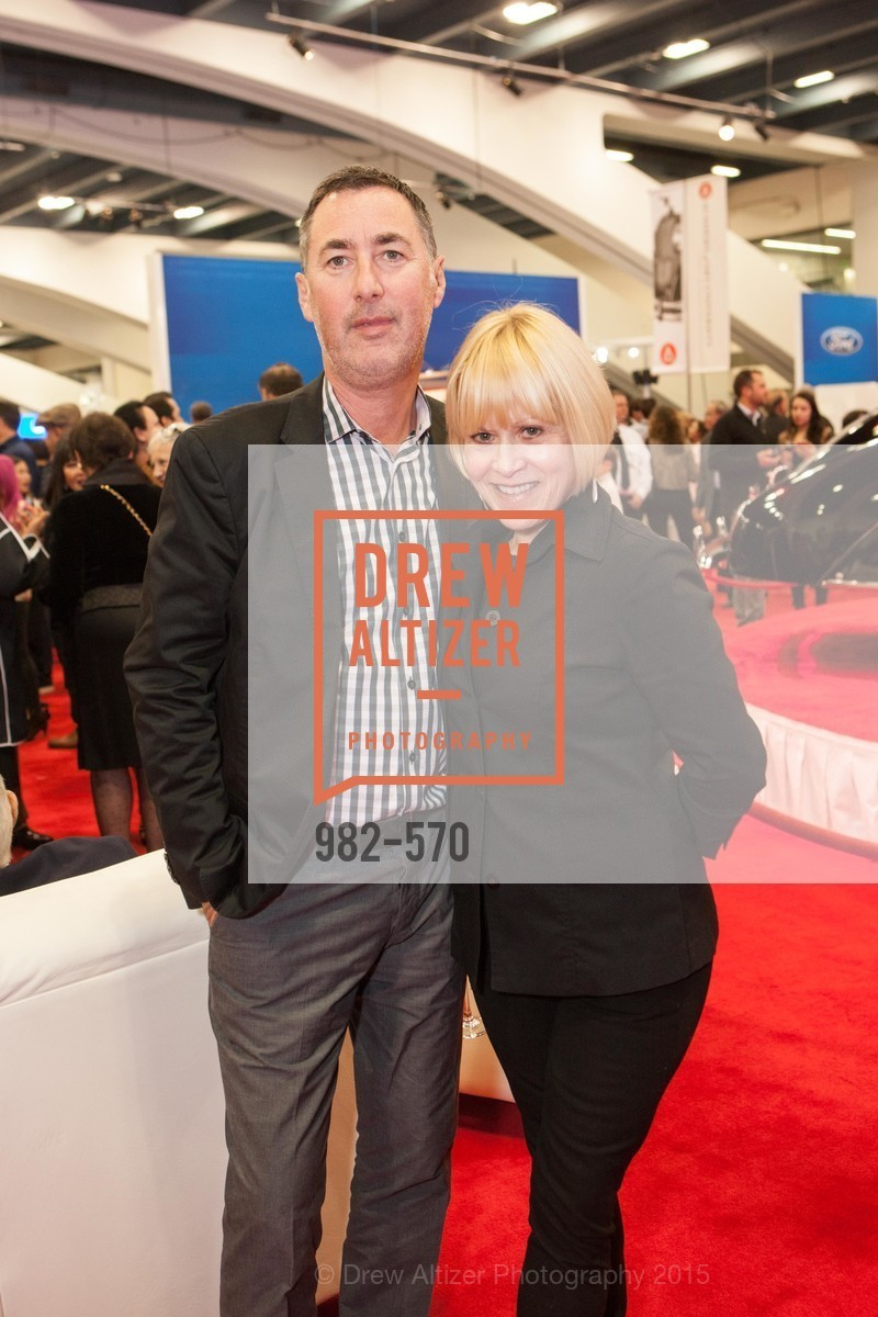 Ian Jefferson, Lynn Jefferson, Academy of Art University Reception at the 58th Annual SF International Auto Show, Moscone Convention Center. 747 Howard St, November 20th, 2015,Drew Altizer, Drew Altizer Photography, full-service event agency, private events, San Francisco photographer, photographer California