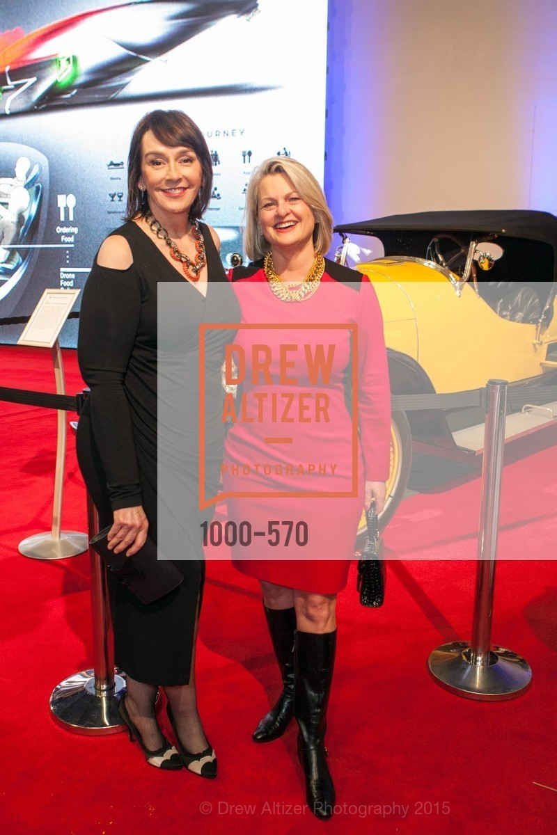 Elisa Stephens, Adriana Pope Sullivan, Academy of Art University Reception at the 58th Annual SF International Auto Show, Moscone Convention Center. 747 Howard St, November 20th, 2015,Drew Altizer, Drew Altizer Photography, full-service event agency, private events, San Francisco photographer, photographer California