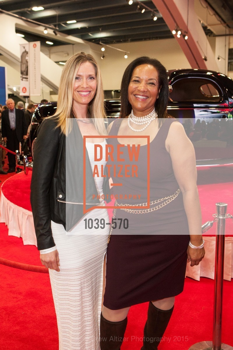 Rochelle Lacey, Karen Clopton, Academy of Art University Reception at the 58th Annual SF International Auto Show, Moscone Convention Center. 747 Howard St, November 20th, 2015,Drew Altizer, Drew Altizer Photography, full-service agency, private events, San Francisco photographer, photographer california