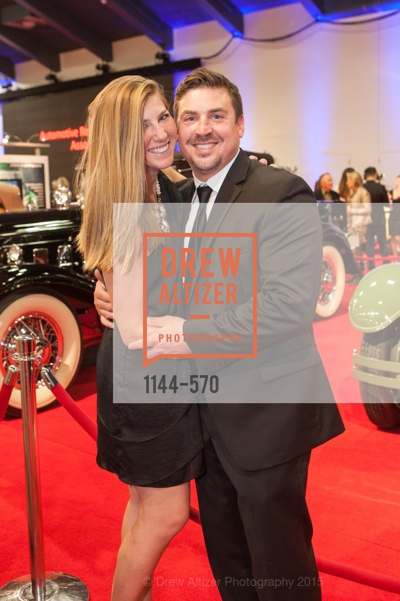 Erica Tarpinian, Stephen Heas, Academy of Art University Reception at the 58th Annual SF International Auto Show, Moscone Convention Center. 747 Howard St, November 20th, 2015,Drew Altizer, Drew Altizer Photography, full-service agency, private events, San Francisco photographer, photographer california
