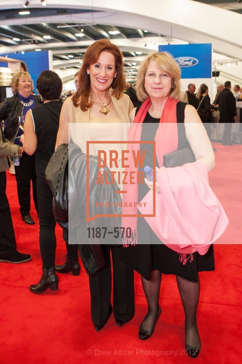 Lisa Siotto, Paula Pollack, Academy of Art University Reception at the 58th Annual SF International Auto Show, Moscone Convention Center. 747 Howard St, November 20th, 2015,Drew Altizer, Drew Altizer Photography, full-service agency, private events, San Francisco photographer, photographer california