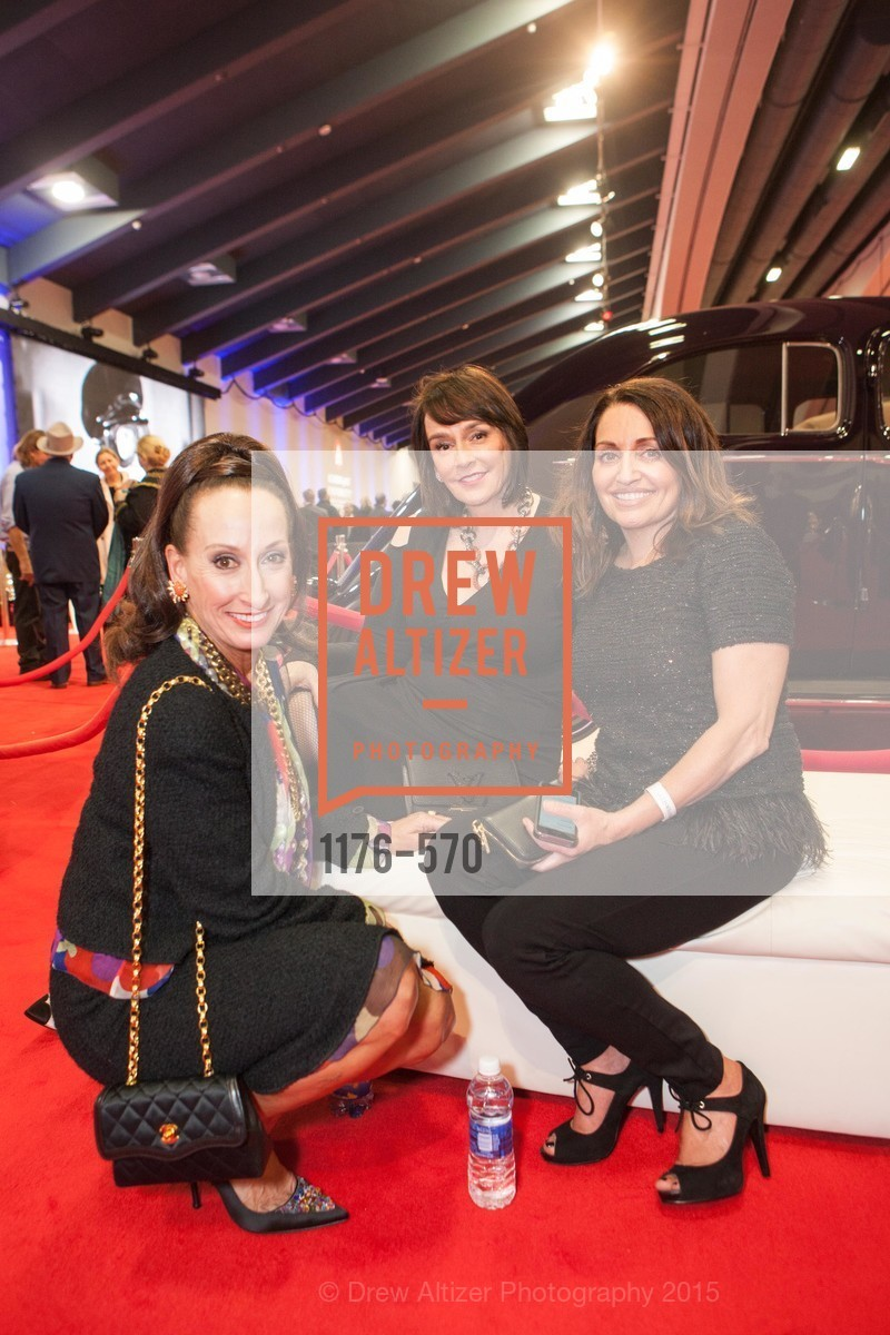Toni Wolfson, Alisa Stephesn, Erica Wright, Academy of Art University Reception at the 58th Annual SF International Auto Show, Moscone Convention Center. 747 Howard St, November 20th, 2015,Drew Altizer, Drew Altizer Photography, full-service agency, private events, San Francisco photographer, photographer california