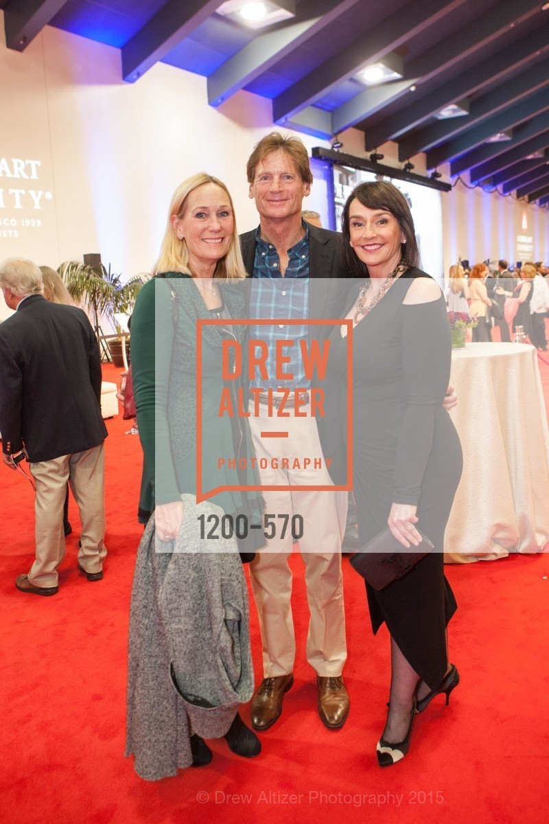Claudia Bushee, Ward Bushee, Elisa Stephens, Academy of Art University Reception at the 58th Annual SF International Auto Show, Moscone Convention Center. 747 Howard St, November 20th, 2015,Drew Altizer, Drew Altizer Photography, full-service agency, private events, San Francisco photographer, photographer california
