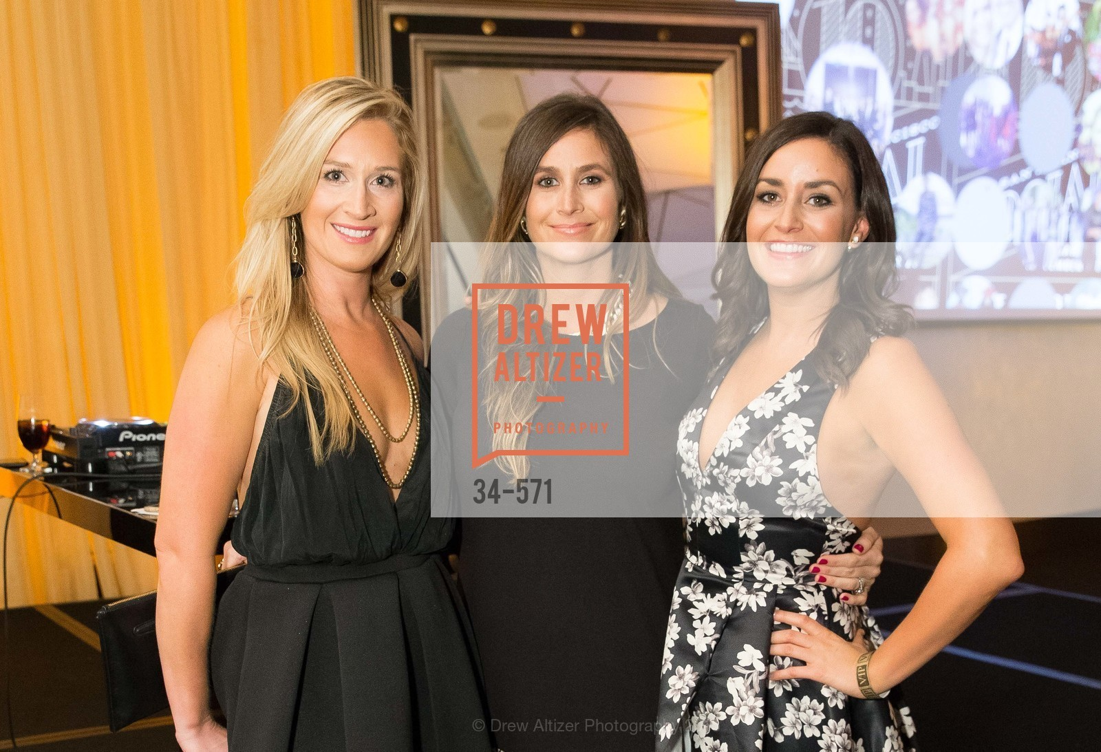 Danielle Leeke, Kelly Boynton, Kaitlyn Landers, The 10th Annual San Francisco Social, W Hotel. 181 3rd St, November 21st, 2015,Drew Altizer, Drew Altizer Photography, full-service agency, private events, San Francisco photographer, photographer california