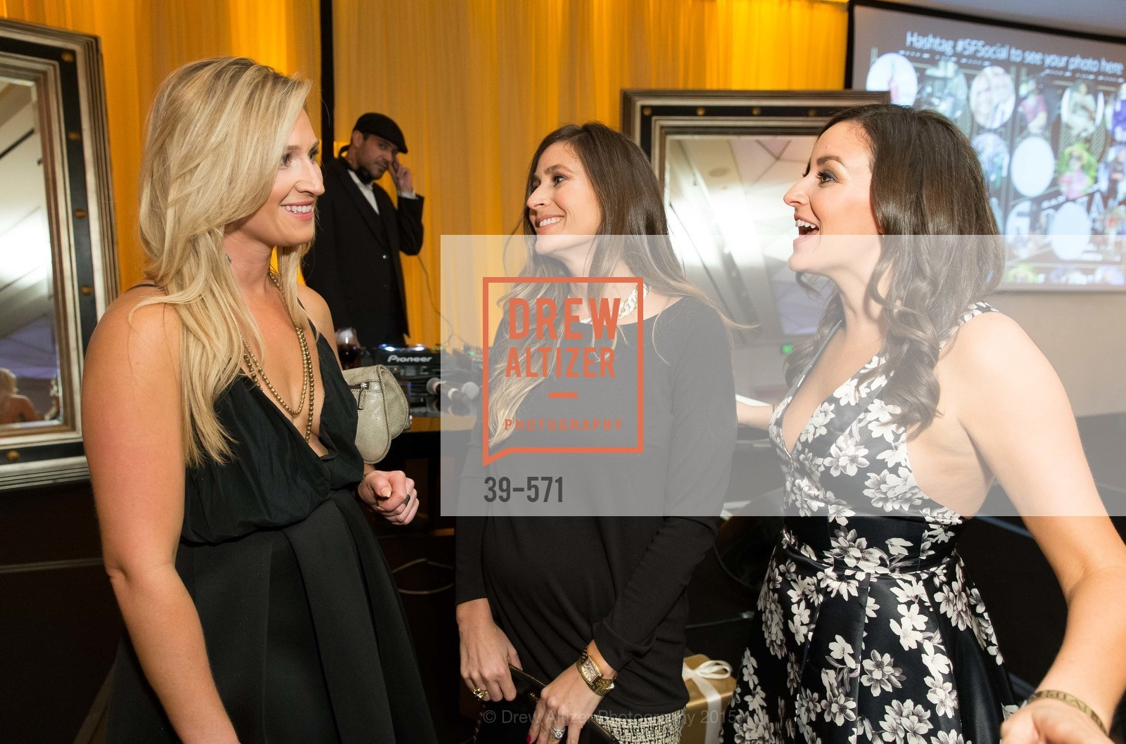 Danielle Leeke, Kelly Boynton, Kaitlyn Landers, The 10th Annual San Francisco Social, W Hotel. 181 3rd St, November 21st, 2015,Drew Altizer, Drew Altizer Photography, full-service event agency, private events, San Francisco photographer, photographer California