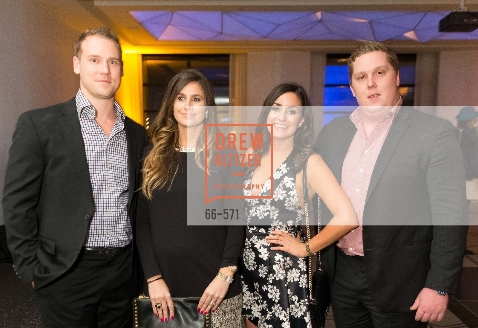 Anderson Pugash, Kelly Boynton, Kaitlyn Landerson, Jack Herr, The 10th Annual San Francisco Social, W Hotel. 181 3rd St, November 21st, 2015,Drew Altizer, Drew Altizer Photography, full-service agency, private events, San Francisco photographer, photographer california