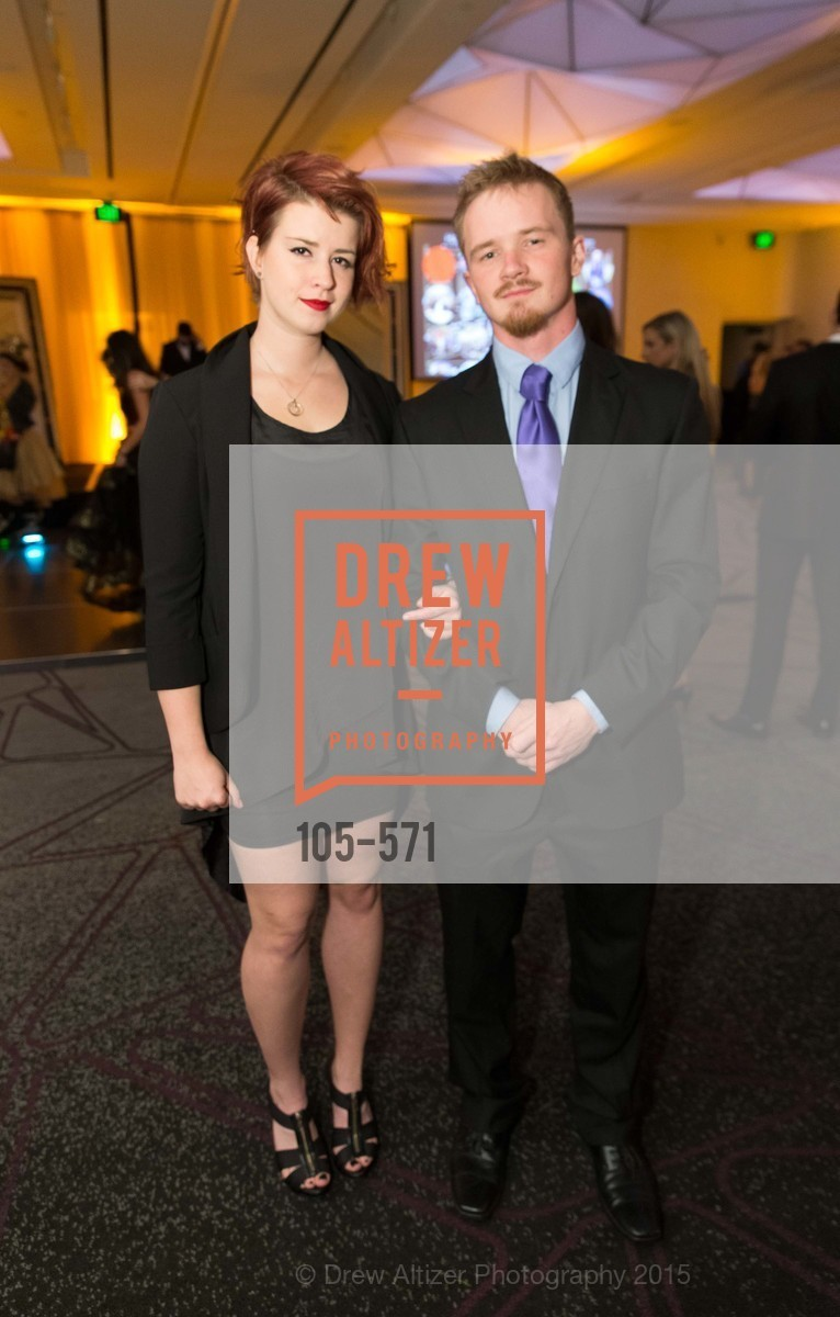 Lucia Zavarcikova, Roman Medjanov, The 10th Annual San Francisco Social, W Hotel. 181 3rd St, November 21st, 2015