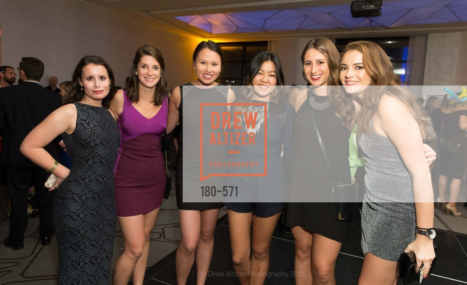 Kira Richardson, Emma Stamp, Meg Mansfield, Katherine Zhang, Amanda Sterman, Allie Zimnoch, The 10th Annual San Francisco Social, W Hotel. 181 3rd St, November 21st, 2015,Drew Altizer, Drew Altizer Photography, full-service agency, private events, San Francisco photographer, photographer california