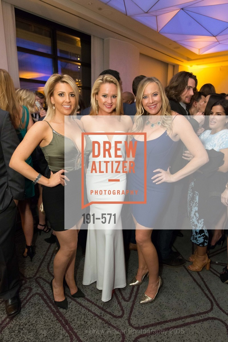 Allie O'Brien, Angelia Karrer, Sarah Homier, The 10th Annual San Francisco Social, W Hotel. 181 3rd St, November 21st, 2015,Drew Altizer, Drew Altizer Photography, full-service agency, private events, San Francisco photographer, photographer california