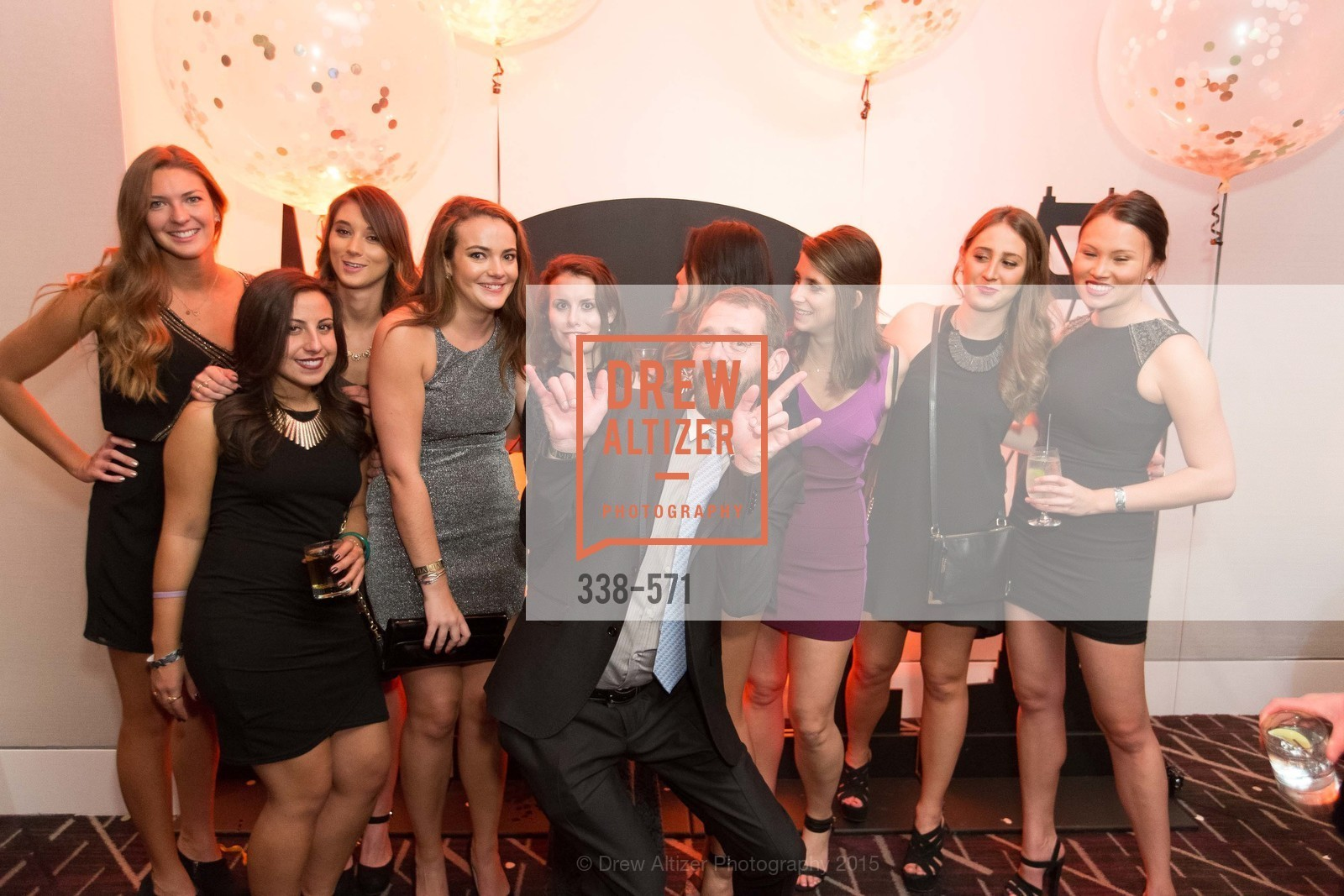 Group Photo, The 10th Annual San Francisco Social, W Hotel. 181 3rd St, November 21st, 2015,Drew Altizer, Drew Altizer Photography, full-service agency, private events, San Francisco photographer, photographer california
