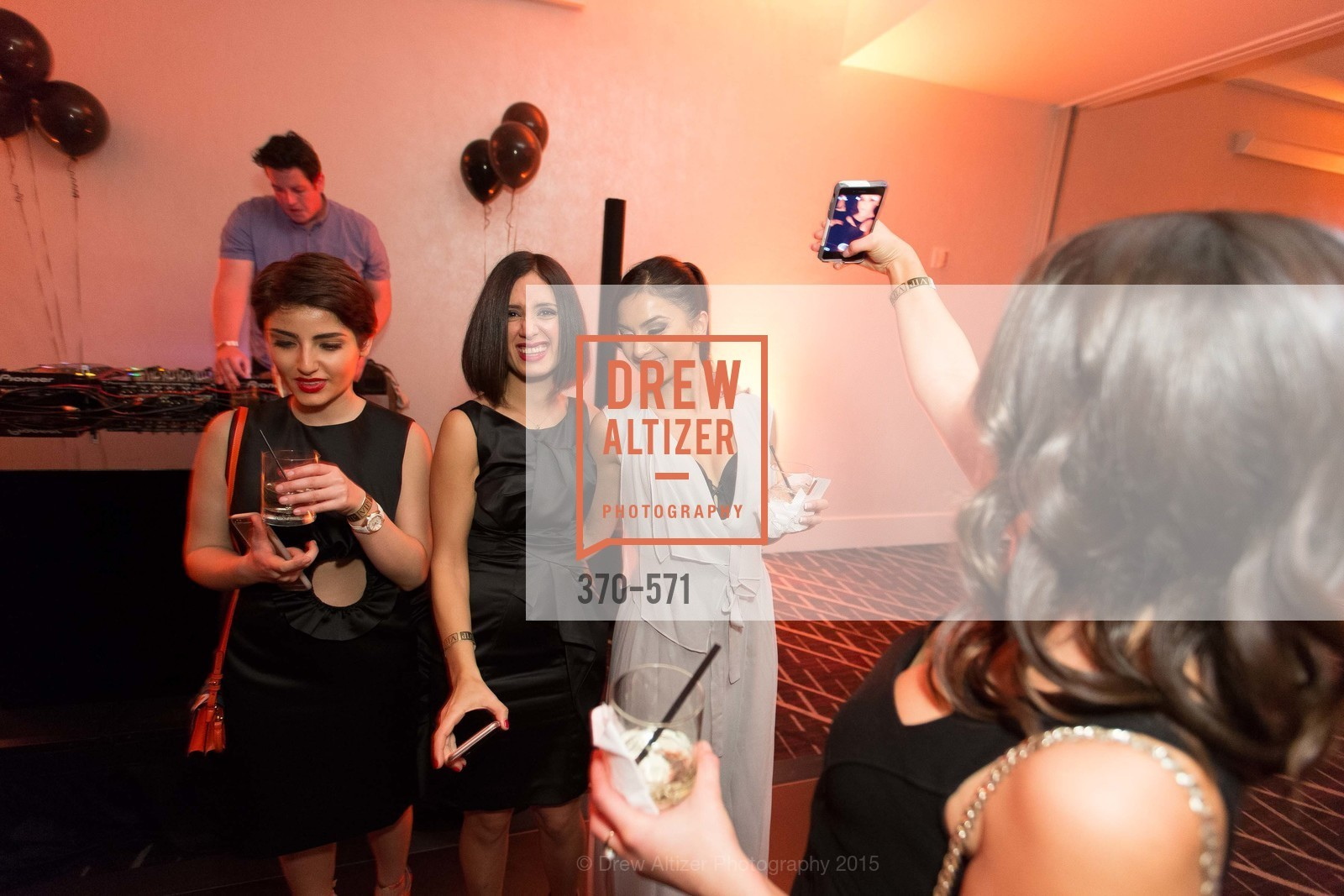 Golrokh Ahkari, Rozhin Zamini, Carameh Golovar, The 10th Annual San Francisco Social, W Hotel. 181 3rd St, November 21st, 2015,Drew Altizer, Drew Altizer Photography, full-service agency, private events, San Francisco photographer, photographer california