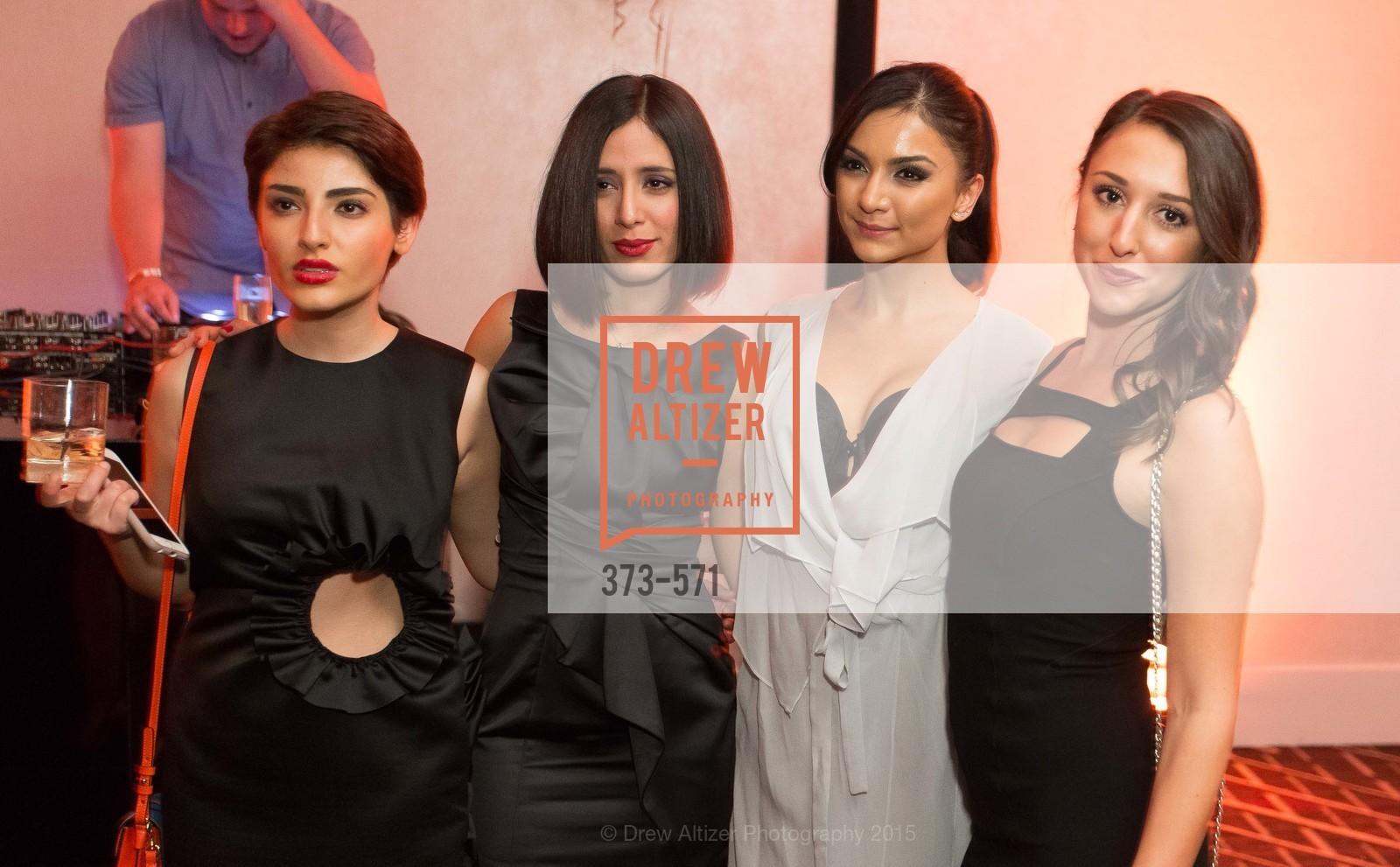 Golrokh Ahkari, Rozhin Zamini, Carameh Golovar, Natalie Kenyon, The 10th Annual San Francisco Social, W Hotel. 181 3rd St, November 21st, 2015,Drew Altizer, Drew Altizer Photography, full-service agency, private events, San Francisco photographer, photographer california