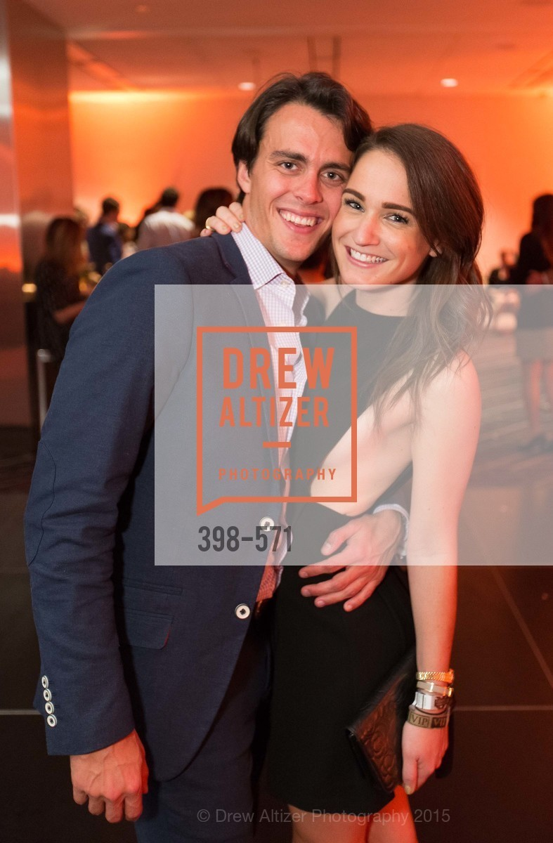 Alexander Reinchert, Lea Engelhardt, The 10th Annual San Francisco Social, W Hotel. 181 3rd St, November 21st, 2015,Drew Altizer, Drew Altizer Photography, full-service agency, private events, San Francisco photographer, photographer california